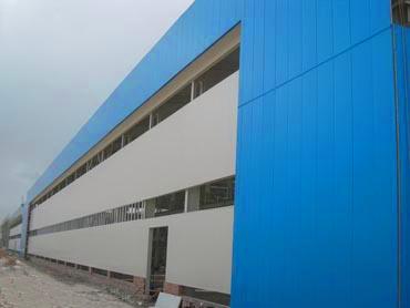 漂亮钢结构厂房图片大全